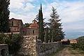 Abbaye Saint-Michel de Cuxa, enceinte Est.jpg
