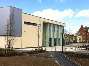 Abingdon and Witney College - Windrush building at Witney Campus