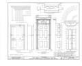 Abram G. Eckerson House, Chestnut Ridge Road, Montvale, Bergen County, NJ HABS NJ,2-MONT,1- (sheet 11 of 17).png