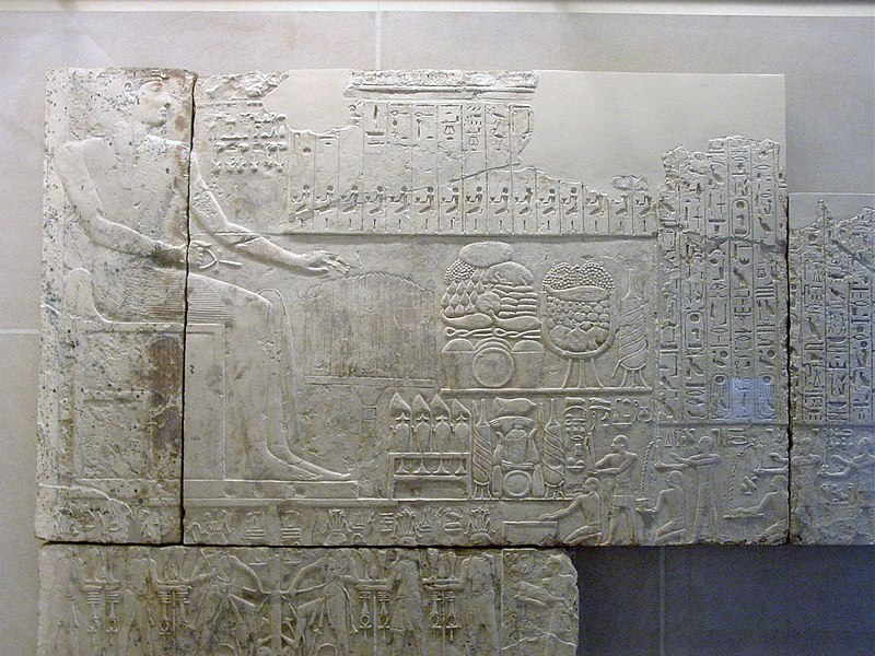 File:Abydos chapel reliefs of Ramesses I by John Campana.jpg