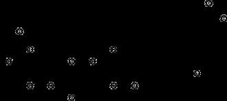 Acetyldigitoxin - Image: Acetyldigitoxin