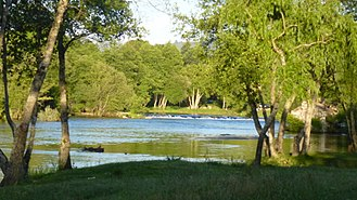 Cávado River - Image: Adaúfe (P1000312)