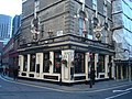 Adam and Eve Public House, Petty France, London SW1H - geograph.org.uk - 1113901.jpg