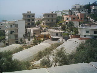 town in South Governorate, Lebanon
