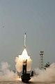Advanced Air Defence interceptor test on 10 February 2012.jpg