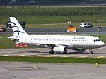 Aegean Airlines Airbus A320-232 SX-DVN at HEL 05JUN2015 01.JPG