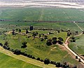 Aerial view of Hadleigh Castle and Country Park - geograph.org.uk - 1563595.jpg