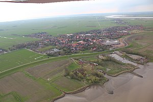 Aerial view of Jemgum.jpg