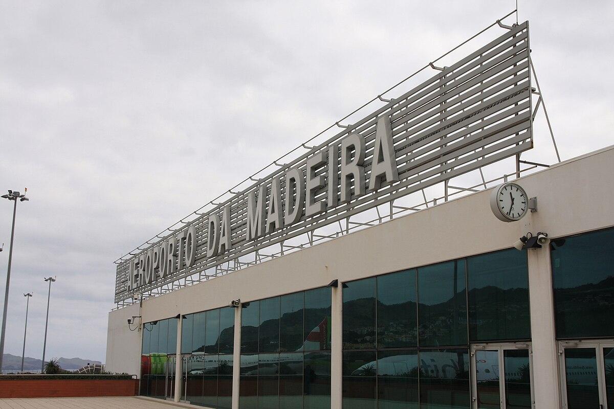 Aeroporto Cristiano Ronaldo : Cristiano ronaldo internasjonale lufthavn wikipedia