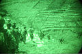 Afghan National Army soldiers with the 6th Special Operations Kandak maneuver through a valley during an operation in Ghorband district, Parwan province, Afghanistan, Jan. 15, 2014 140115-A-CL980-073.jpg
