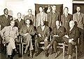 African-American deputies, Treasury Department, in Washington for training course 1942 (34717858076).jpg