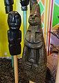 African art figures 2, Jardim Tropical (Monte, Funchal) (24245251618).jpg