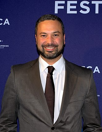 Ahmed Ahmed - Ahmed at the 2010 Tribeca Film Festival