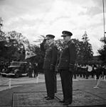 Air Chief Marshal Lord Dowding taking the salute.jpg