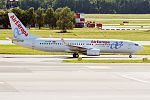 Air Europa, EC-ISN, Boeing 737-86Q (28380416711).jpg