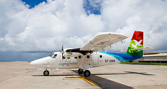 Air Seychelles - Air Seychelles DHC-6 Twin Otter