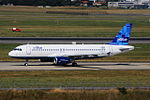 Airbus A320-200 JetBlue AW (JBU) F-WWBB - MSN 3554 - Named How is my flyling? call 1-800-jetblue - Will be N715JB (3022223058).jpg