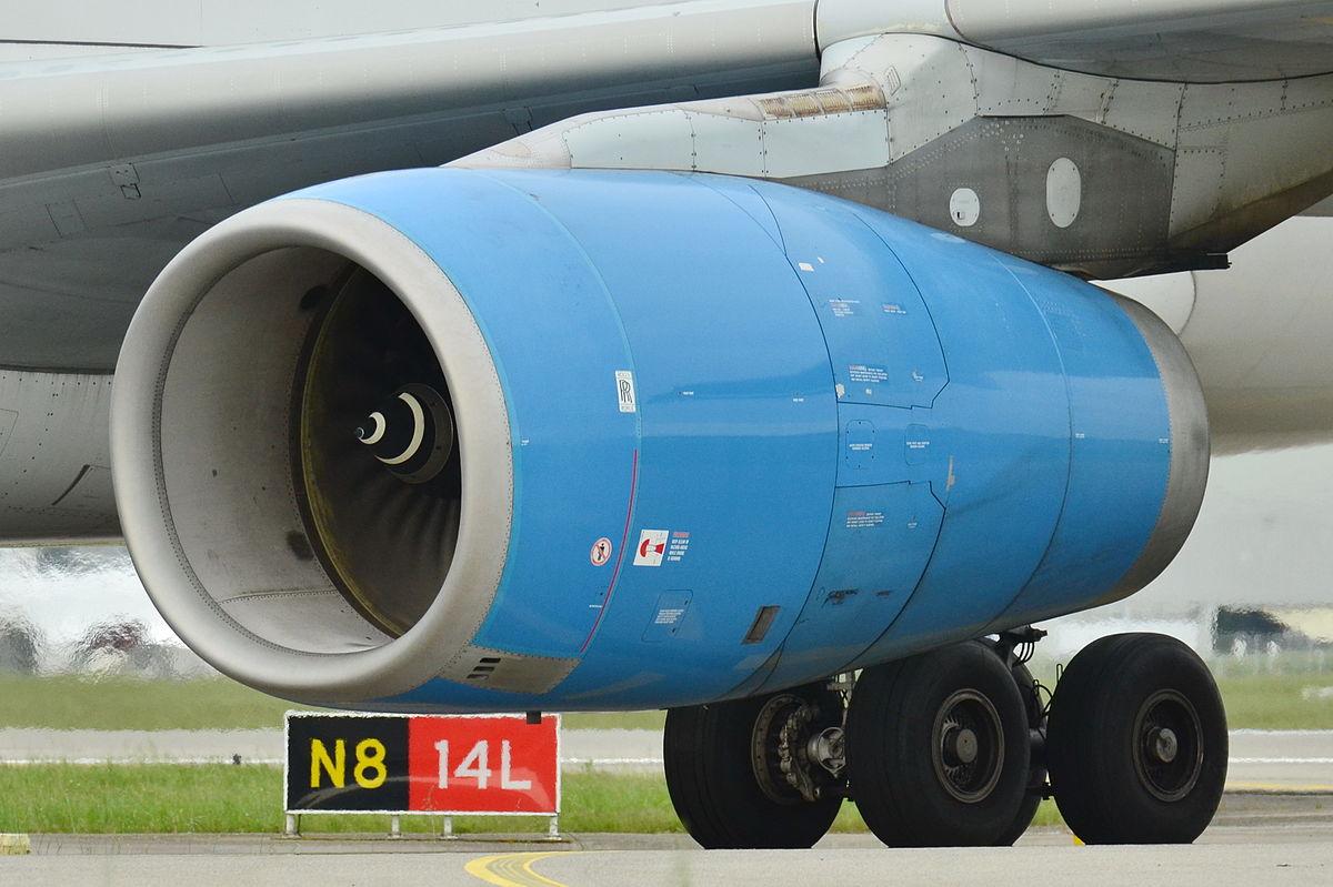 Rolls-Royce Trent 700 - Wikipedia