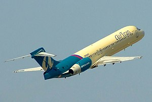 Boeing 717 - The first and final Boeing 717s were both delivered to AirTran Airways