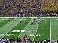 Akron vs. Michigan football 2013 08 (Akron on offense).jpg