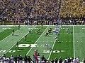 Akron vs. Michigan football 2013 08 (Akron on offense).jpg