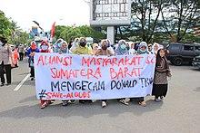 Unjuk rasa - Wikipedia bahasa Indonesia, ensiklopedia bebas
