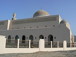 Mosque in Seeb