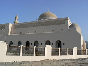 Seeb - Mosque in Seeb