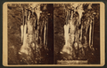 Alabaster candles, Manitou Grand Caverns, by W. E. Hook 3.png