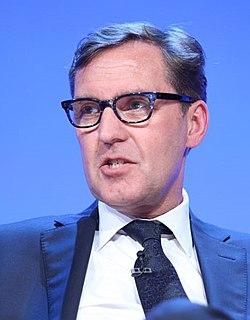 Alan Milburn British politician