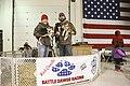 Alaska Guardsman's kennel offers healing to battle wounded, weary 141213-Z-CA180-004.jpg