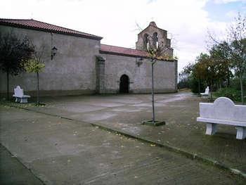 Alba de yeltes iglesia