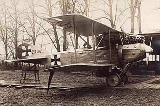 Albatros C.VII - Image: Albatros C.VII