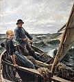 Albert Edelfelt - At Sea.jpg