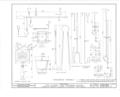 Albert Van Voorhis House, Maple and Franklin Avenues, Wyckoff, Bergen County, NJ HABS NJ,2-WYCK,1- (sheet 18 of 18).png