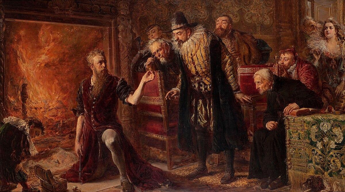 Wikipedia Alchemik Sędziwój – Wikipedia, wolna encyklopedia