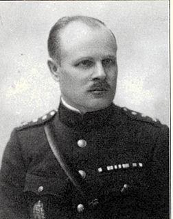 Aleksander Jaakson Estonian general and Minister of Education