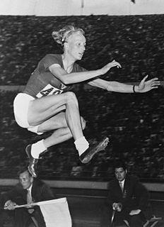 Aleksandra Chudina Soviet track and field athlete and volleyball player