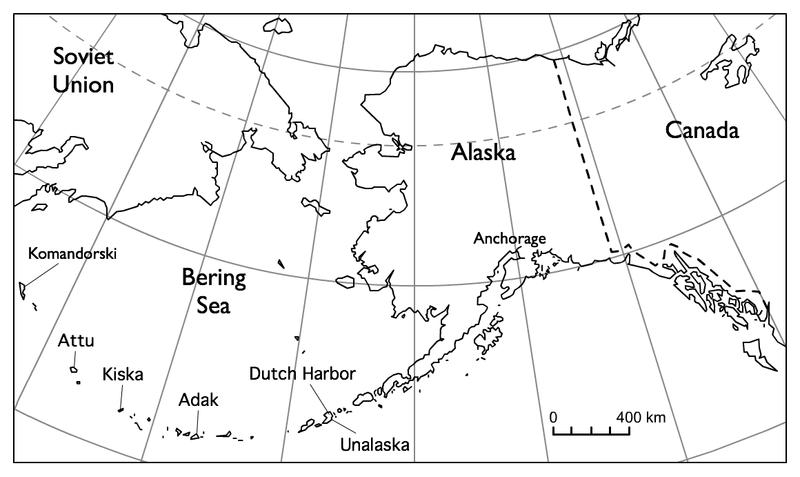 islas Aleutianas