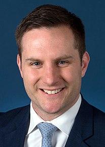 Alex Hawke Australian politician