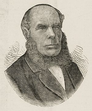 Alexander Stuart (Australian politician) - Image: Alexander Stuart Federation Conference 1884