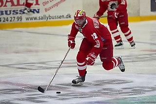 Alexander Sundberg Danish ice hockey player