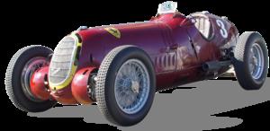 Alfa Romeo in motorsport - Alfa Romeo 8C-35 Scuderia Ferrari (1935)