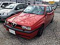 Alfa Romeo 155 2.5 V6 (E-167A1E) front.JPG