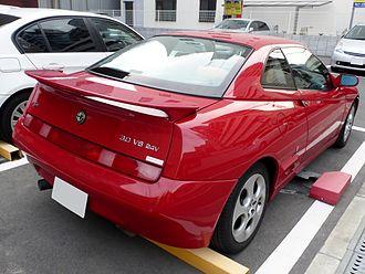 Alfa Romeo GTV and Spider - Alfa Gtv V6 (phase II)