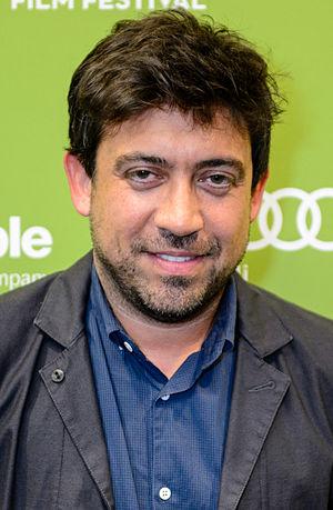 Alfonso Gomez-Rejon - Rejon at the Montclair Film Festival in May 2015