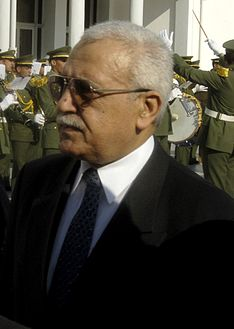 Algerian Minister of Defense Abdelmalek Guenaizia (2nd from righ (cropped).jpg