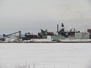 Essar Group - Essar Steel Algoma, Sault Ste. Marie, Ontario