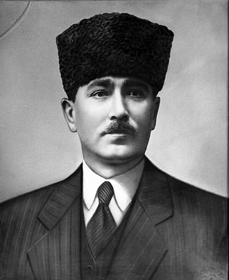 Speaker of the Grand National Assembly - Image: Ali Fethi Okyar