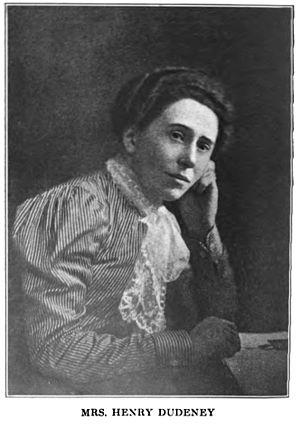 Alice Dudeney
